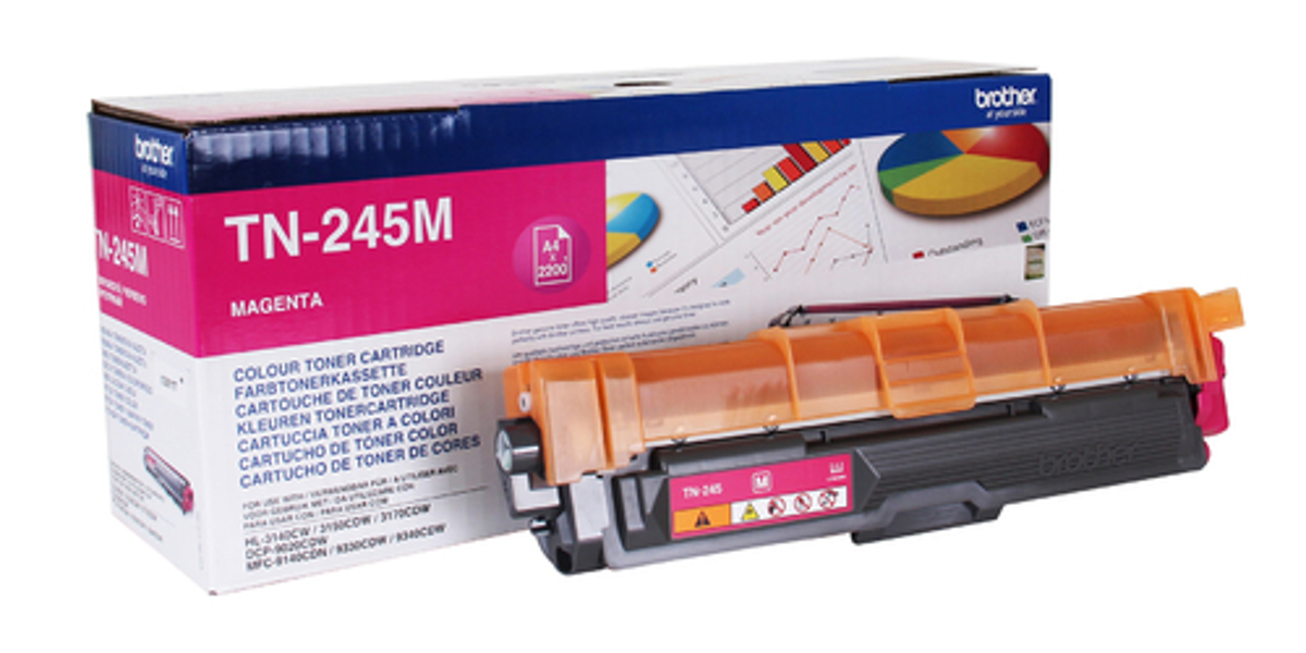 Toner Brother TN245 Magenta  2200 sidor